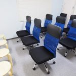 新宿@貸し会議室 レンタルスペース 講習会向けレイアウト