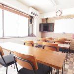 横浜 貸し会議室 ワイナリーのセミナー会議のレイアウト