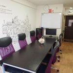 新宿 貸会議室 レンタルスペース 会議 ミーティング向けレイアウト