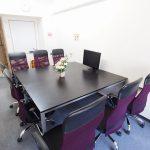 新宿 貸し会議室 レンタルスペース カサレス プロジェクターの投影に適したレイアウト
