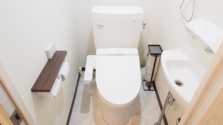 新宿 貸し会議室 レンタルスペース カサレス ウォシュレットトイレ