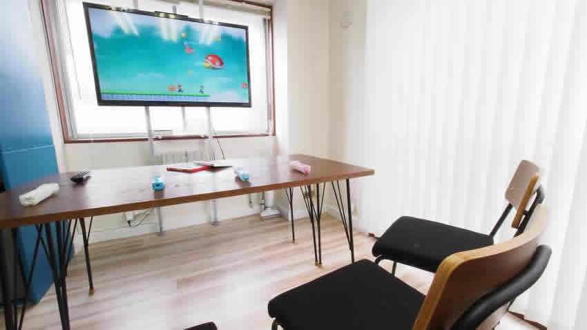 渋谷 貸し会議室 レンタルスペース マリブ ゲーム大会向けレイアウト