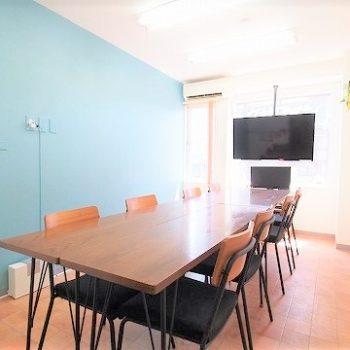 横浜 貸し会議室 レンタルスペースのテラス