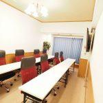 新宿 貸し会議室 レンタルスペース ルチア セミナー 説明会 講習会向けレイアウト