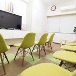 新宿 貸し会議室 レンタルスペース GRASS 上映会 セミナー プレゼン向けレイアウト
