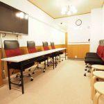 新宿 貸し会議室 レンタルスペース ルチア 面接解錠 模擬面接向けレイアウト