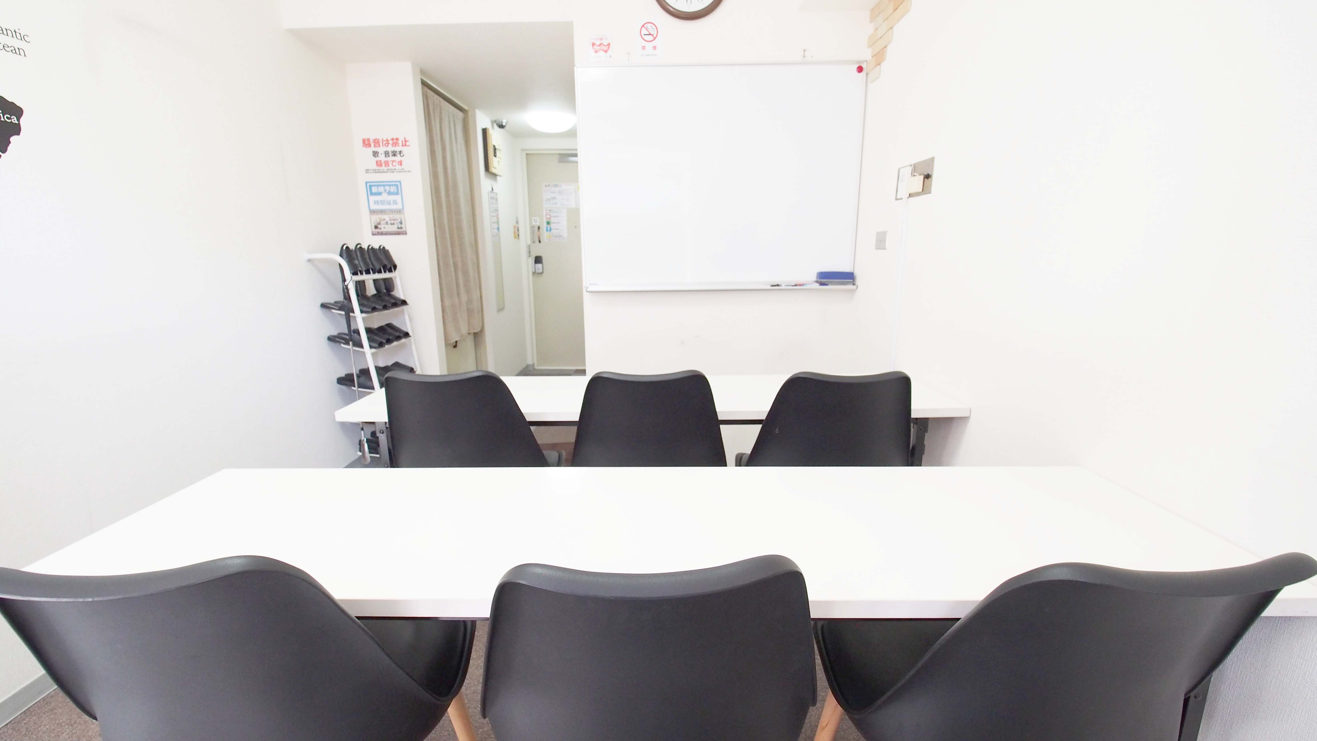 横浜の貸し会議室BASE講習会向けレイアウト