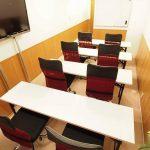新宿 貸し会議室 レンタルスペース ルチア セミナー 説明会向けレイアウト