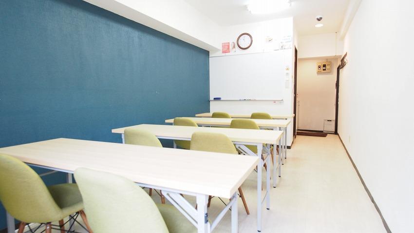 新宿 貸し会議室 レンタルスペース ラピスの教室 セミナー 講習会 説明会 講演会向け