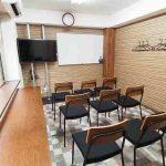 横浜 貸し会議室 レンタルスペース ワイナリー テーブルを外した教室 セミナー 説明会向けレイアウト