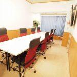 新宿 貸し会議室 レンタルスペース ルチア 会議 商談 ミーティング向けレイアウト