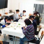 貸し会議室で木彫教室実施例