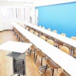 レンタルスペース 教室 セミナー向けレイアウト