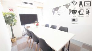 横浜レンタルスペース 女性に人気のおしゃれな貸し会議室