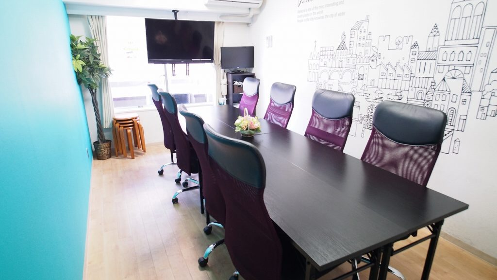 東京レンタルスペース|女性に人気のおしゃれな貸し会議室