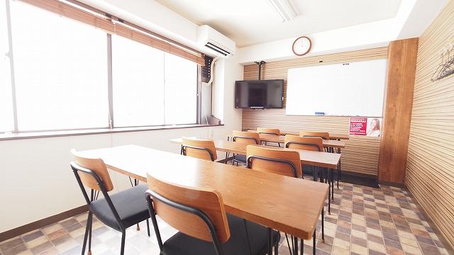 横浜駅周辺で土足OKのレッスンに使える貸し会議室「ワイナリー」