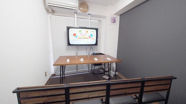 新宿レンタルスペース貸会議室ゲーム大会動画配信向けレイアウト