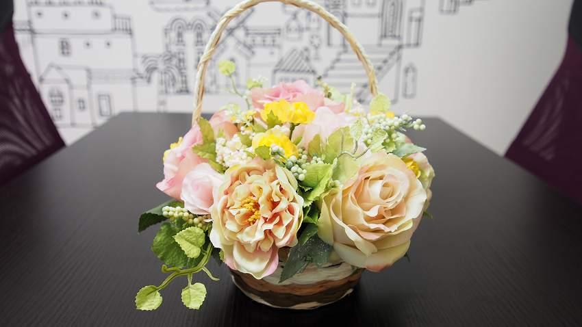 東京 新宿 レンタルスペース ベネチアの造花