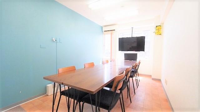 横浜駅周辺でテレワークにおすすめの安い 貸し会議室「テラス」