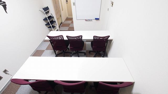横浜の駅近少人数向けレンタルスペース・貸し会議室「BASE」