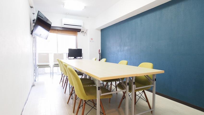 東京でオフサイトミーティング向けの場所貸会議室レンタルスペース新宿ラピス