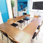 渋谷 貸し会議室 レンタルスペース マリブ 会議 ミーティング向けレイアウトの変形