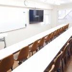 教室 セミナー開催向けレイアウト